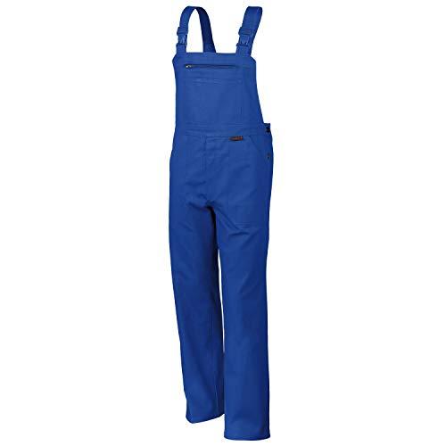 Qualitex Arbeits-Latzhose BW 270 - Größe: 44 - kornblau