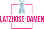 Latzhose Damen Logo